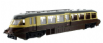 Dapol 4D-011-009 Scale: 1:76, OO  *Streamlined Railcar GWR Twin Cities Choc/Cm 16
